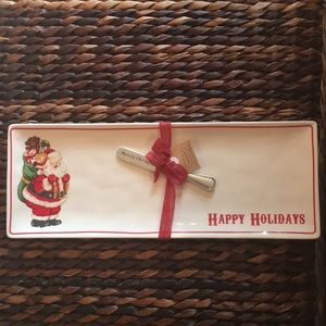 Holiday Serving Piece